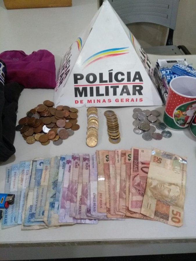 POLÍCIA MILITAR EM AÇÃO