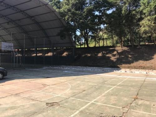Administração Municipal inicia obras da quadra  society