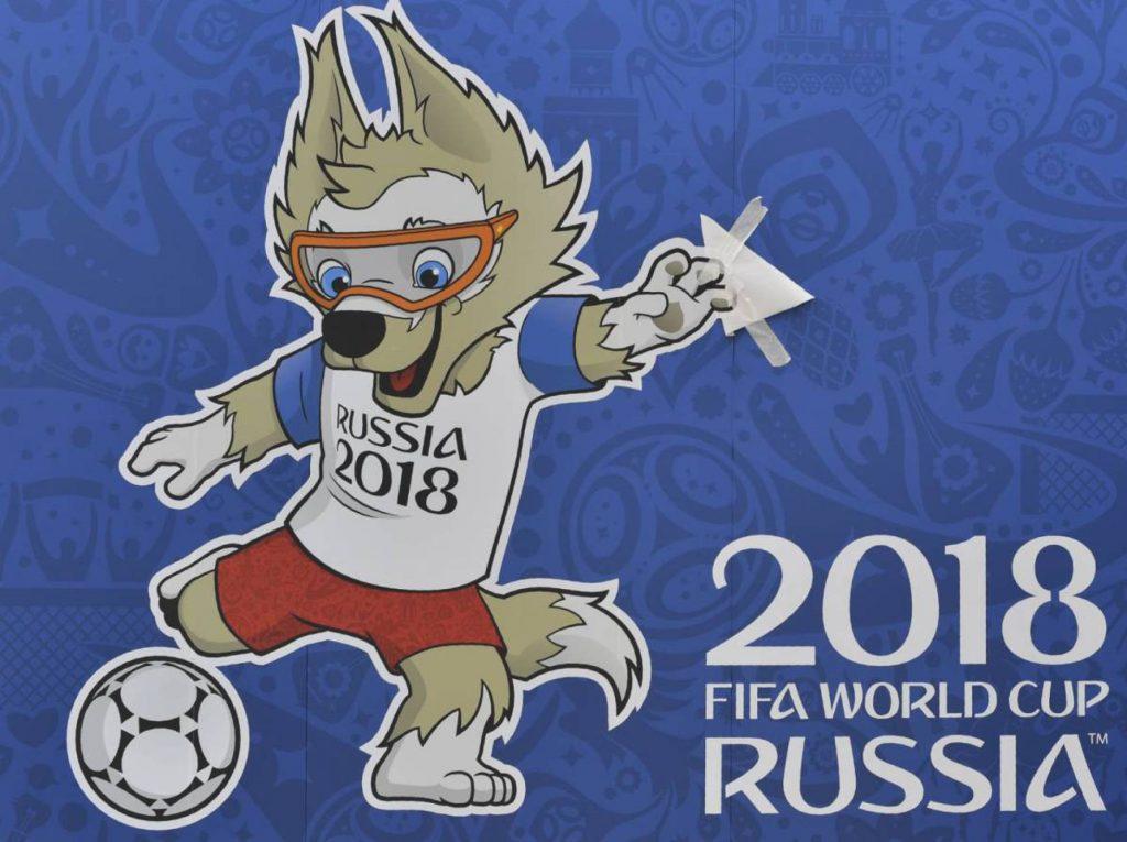 Abertura oficial da Copa do Mundo da FIFA 2018