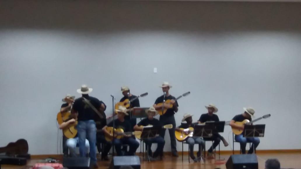 1 ano de Casa da Cultura Tio Inácio teve comemoração e entrega de prêmio.