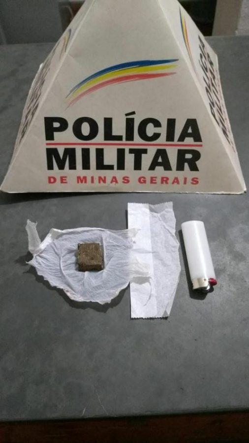 PRISÃO POR CONSUMO DE DROGAS