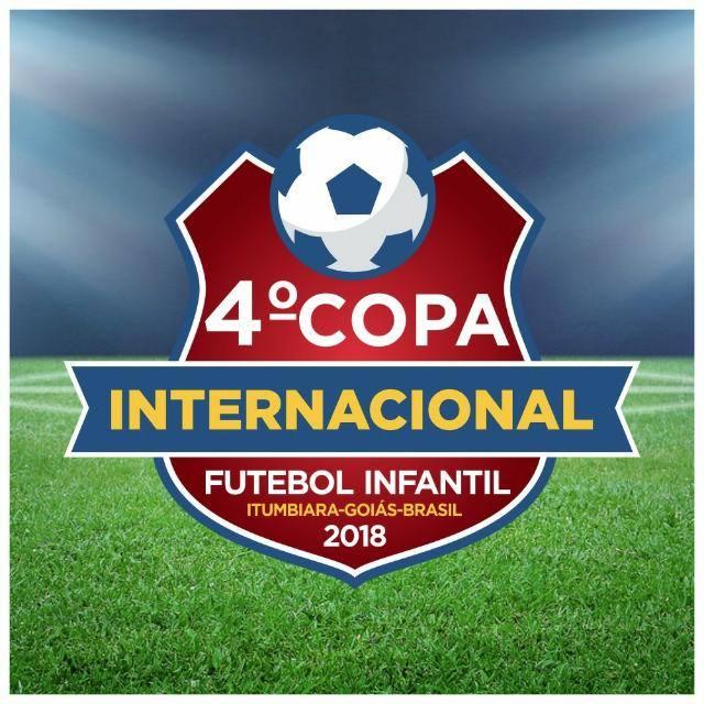 15 meninos de Capitólio estão jogando esta semana na 4ª Copa Internacional em Itumbiara/GO