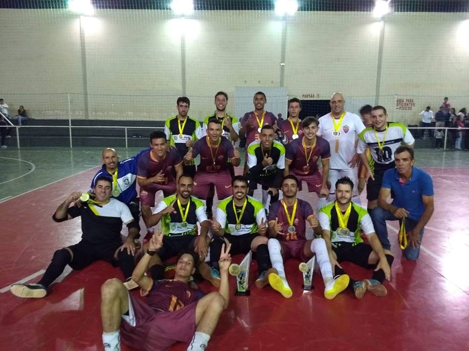 6º. Campeonato Municipal de Futsal