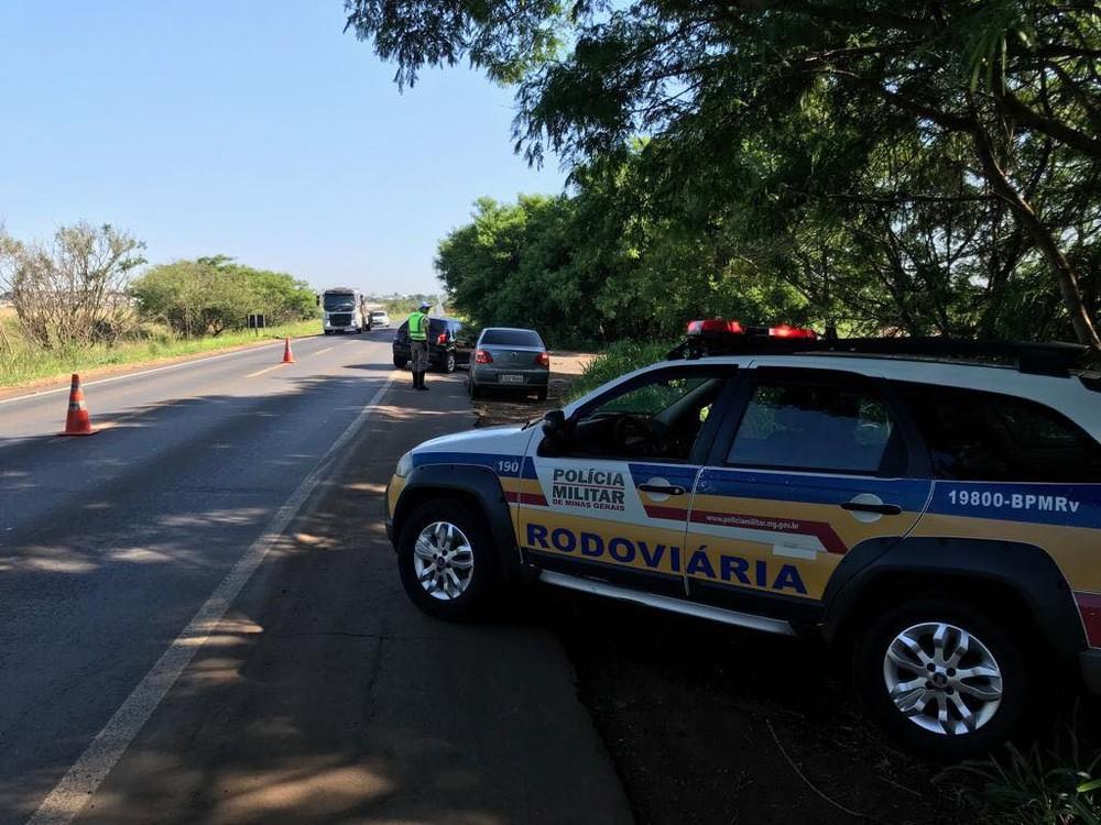 Polícias rodoviárias iniciam Operação 'Boas Festas' no Centro-Oeste de MG
