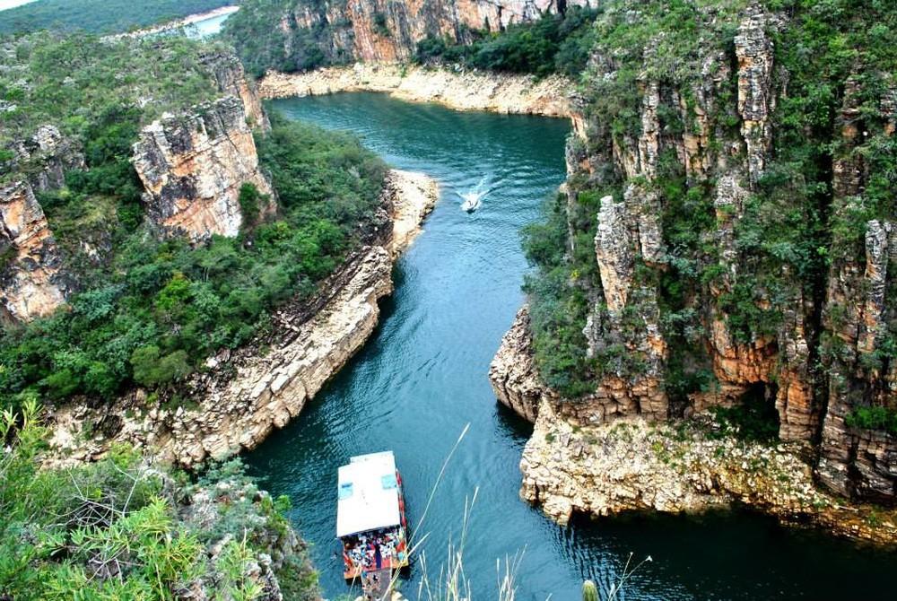 Capitólio e Parque da Serra da Canastra são destinos para ecoturismo no Centro-Oeste de Minas