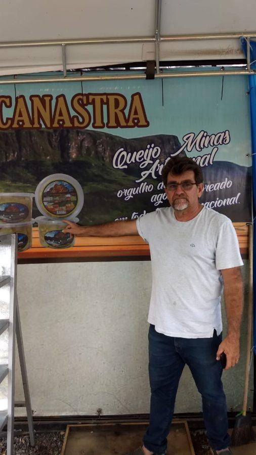 Entrevista com queijeiro Márcio