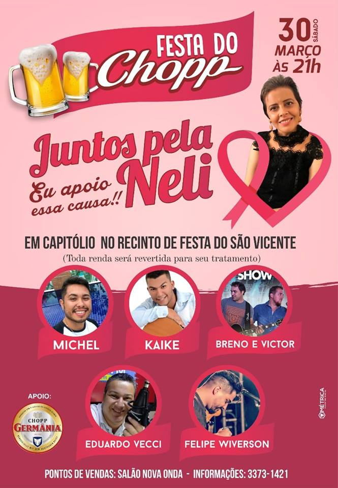 FESTA DO CHOPP