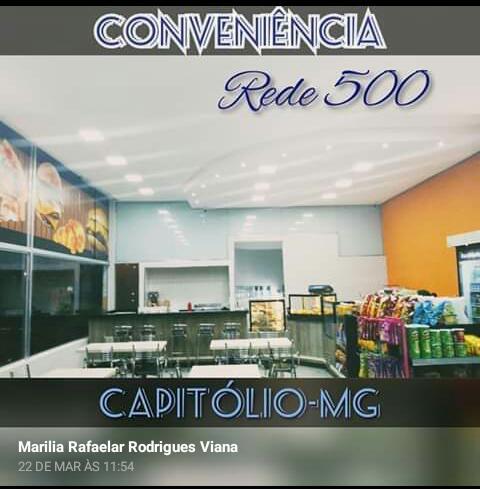 Rede 500 – Conveniência